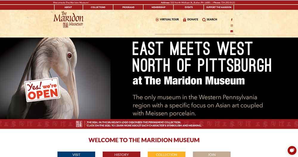 The Maridon Museum